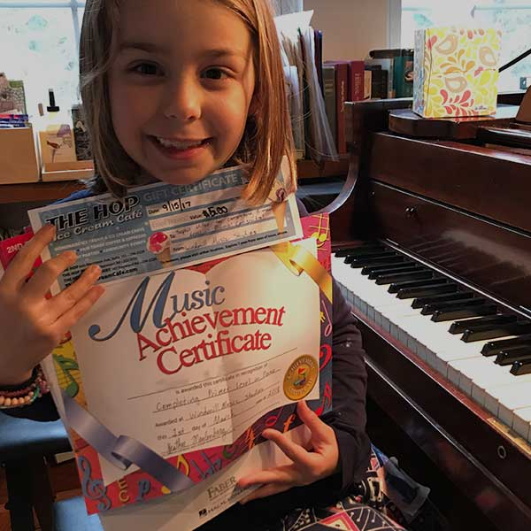 Private Piano Lessons Asheville